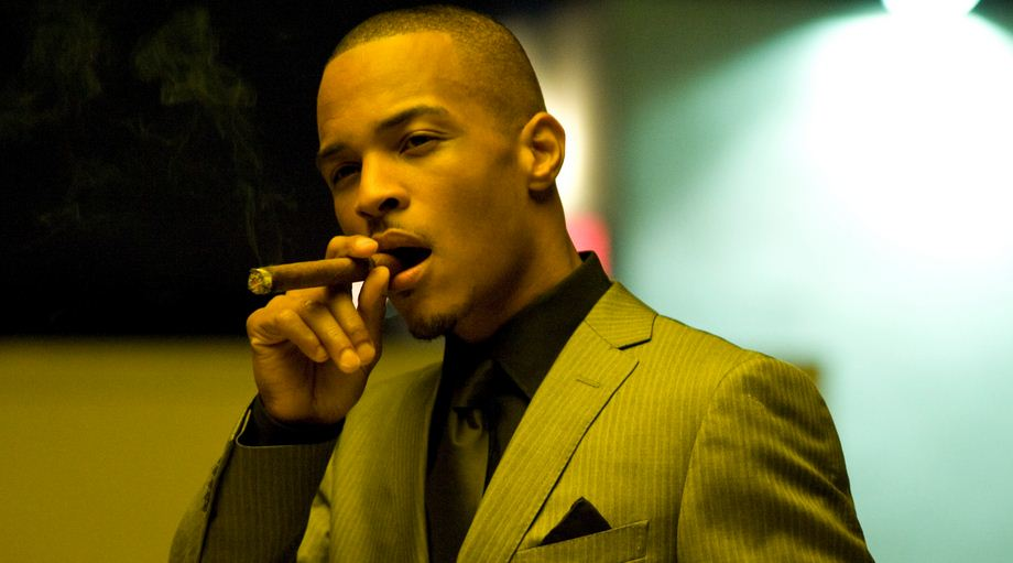 T.I is the richest rapper in the world: Why not he has guts.
